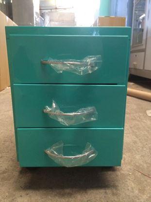 Tủ sắt nhỏ 3 ngăn kéo - tủ sắt văn phòng