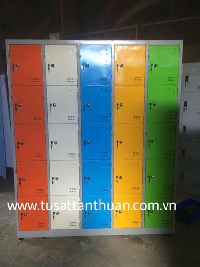 Tủ Locker 25C5K