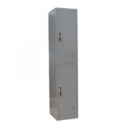Tủ Locker 2C1K
