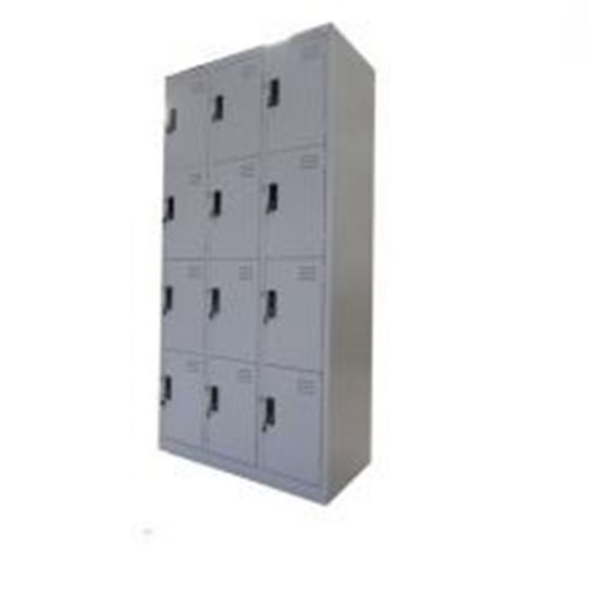 Tủ locker 12C3K