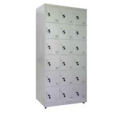 Tủ locker 18C3K