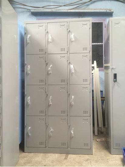 Tủ locker 12C3K ( ngăn trong)