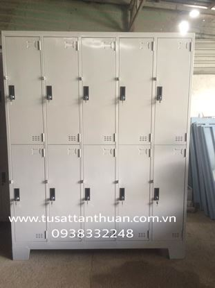 Tủ locker 10C5K