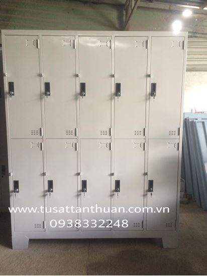 Tủ locker 10C5K