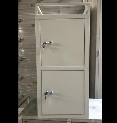 Tủ đầu giường - Tủ locker 2 ngăn