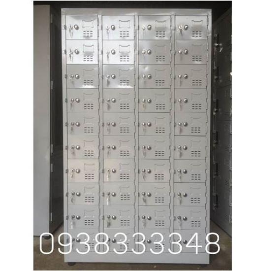 Tủ điện thoại 40 ngăn 4 khoang 40C4K