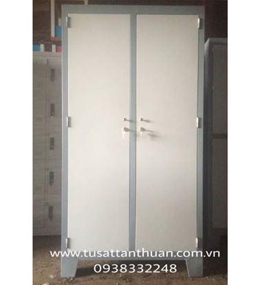 Tủ locker 2 cánh mở TQD2CM2H