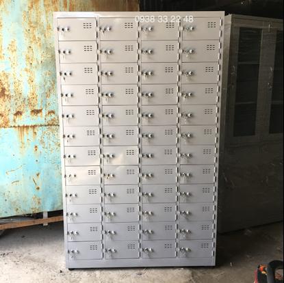 Tủ locker 48 ngăn 4 khoang 48C4K-TYC